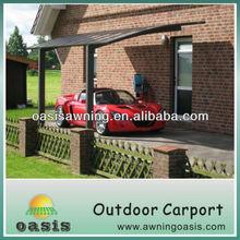 Japan style carport