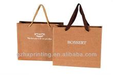 valentine kraft paper shopping templates bag