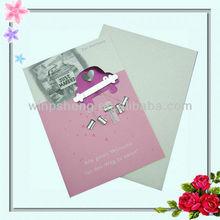 sample of wedding souvenirs card