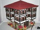 wooden safranbolu model House