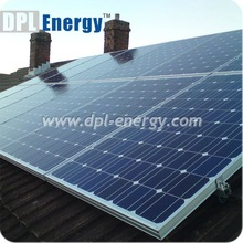 100w price per watt monocrystalline silicon bipv solar panel