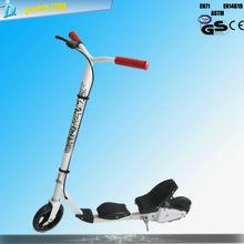 original patent two pedal space dirt bike