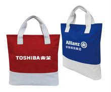 Wholesale promotional custom logo canvas handbag