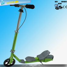Foldable chain space pedal kids pedal scooter dirt bike