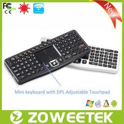 Mini Wireless Keyboard USB Keyboard For Google Chromecast