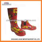Women Rubber Garden Boots- Low cut