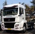 Sinotruk 2013 nuevo de la marca sitrak c7h 6*4 camión tractor