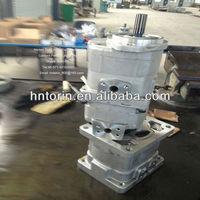 705-11-37240,WA320-3 Hydraulic Pumps, Aluminium Hydraulic Gear Pump Body