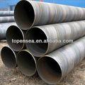 42 pulgadas de tubos de acero