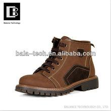 Factory manufacture men winter shoes