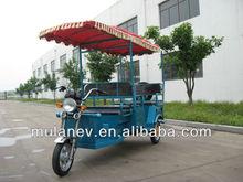 Excellent Electric Rickshaw Tricycle 850w motor for Inida,Battery Operated Rickshaw,Autorickshaw,Electric rickshaw for passenger