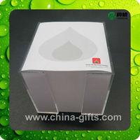 4x6 acrylic note pad holder