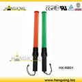 Seguridad hx-rb01 bastón de mando con el bastón de mando de la luz