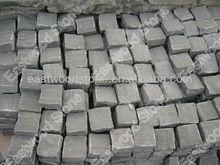 Green sandstone cubes all sides natural
