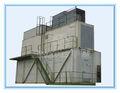 container di ghiaccio del fiocco macchina per il calcestruzzo raffreddamento più grande produttore nel guangdong