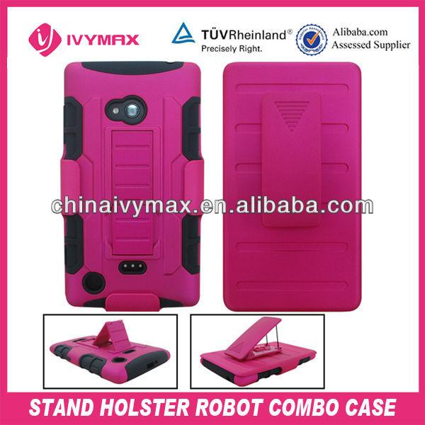accesorios para celular for nokia lumia 720 2 in 1 combo cases