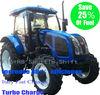 China make diesel engine hydraulic system qln954 farm tractor 95hp 4wd