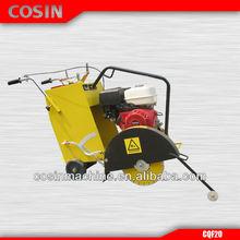 Cosin CQF20 gasoline saw asphalt floor cutter