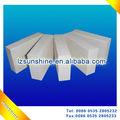 peso leggero di allumina isolamento mattoni refrattari per forno di ceramica