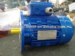 high efficiency Standard three Phase fan motor