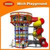 CE,EN1176 certified kids indoor tunnel playground