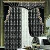 kitchen curtain design for home decoration