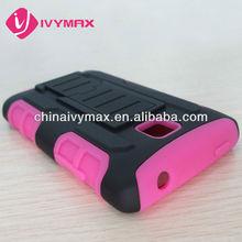for LG E425F wholesale super combo cases