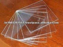 Clear Polystyrene sheet