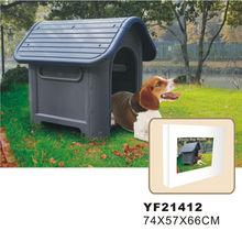 Luxury pet plastic house