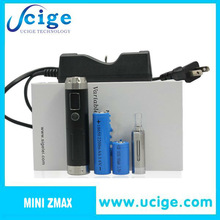 Best selling sigelei zmax black color wonderful design telescope mod and vv vw adjust