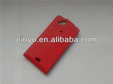 for sony x12 ericsson xperia arc leather case