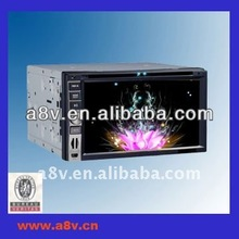 made in china car dvd player with tv tuner
