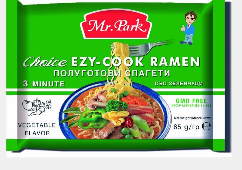 Mr. Park Ezy Cook Ramen 65g