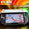 5.0'' car dvd touch screen gps for gmc sierra USB SD GPS-556