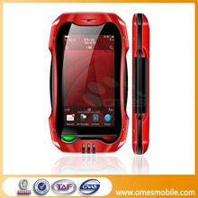"Best techno 2.6"" touch screen CA-9 dual sim TV unlocked phone"