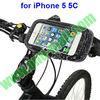 Sand-proof/Snow-proof/Dirt-proof Bike Waterproof Case for iPhone 5 5C