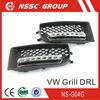 Daytime driving led drl e mark golf 5 grill Car Daytime Running Light