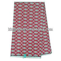 100% Cotton African Real Wax Fabric Print batik fabric supplier