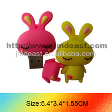 promotional gift for teacher's day usb cartoon flash drive