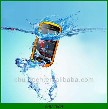 S09 WCDMA+GSM 3G NFC smartphone android IP68 waterproof