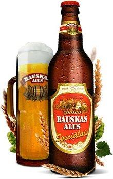 Bauskas beer light