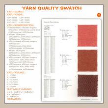 Merino geelong wool viscose nylon angora blended super soft yarn top dying stock service