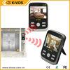 KIVOS KDB300 wireless front door security cameras intercom phone doorbell zwave