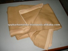 High Quality Camel Wool Blankets