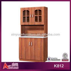 K812 Hot selling kitchen wood cupboard design