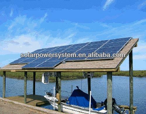 price per watt solar panels 10000W