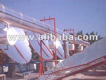 Solar Waste Water Evaporation System