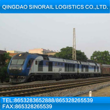 from Shenzhen to Almaty hair dryer rail containers transportation