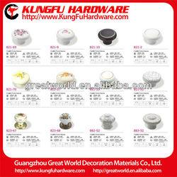 Ceramic handle fishing reel handle knob
