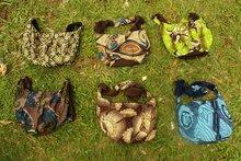 African Sling bag